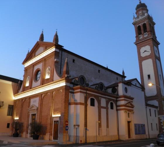 Santuario Beata Vergine del Pilastrello